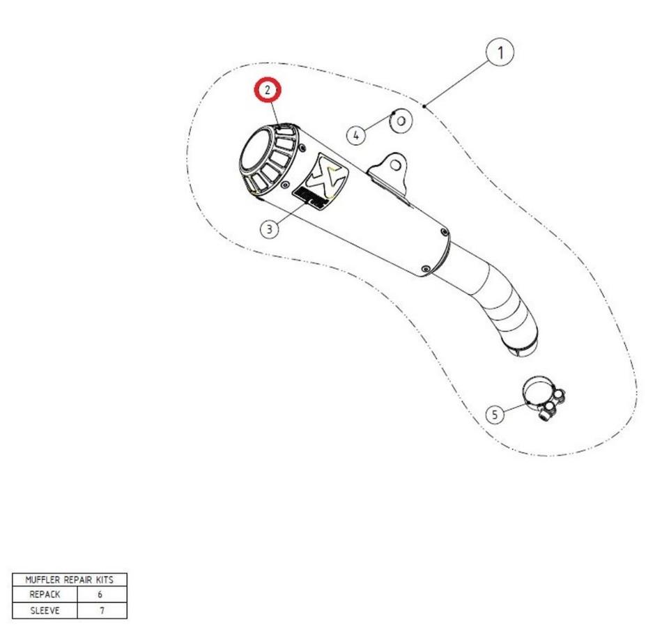 AKRAPOVICアクラポビッチ マフラーエンドキャップ リペアパーツ V-EC245 sro zad. 今だけスーパーセール限定 ti b5 d96×46 d66 アクラポビッチ ka AKRAPOVIC open Z125 Z250SL NINJA125 爆売りセール開催中 250 NINJA250SL
