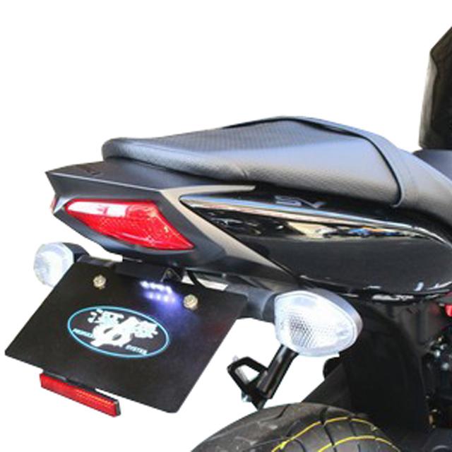 【送料無料】フェンダー関連 SV650 SV650X ODAX オダックス S-SV6-NS  【ポイント5倍開催中!!】【クーポンが使える!】 ODAX オダックス シンカイスポーツ フェンダーレスキット SV650 SV650X