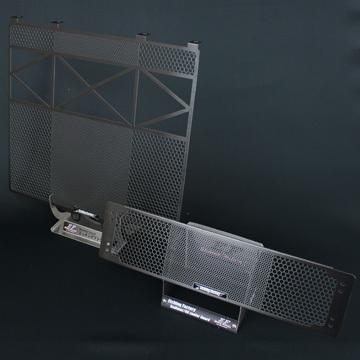 ETCHING FACTORY エッチングファクトリー コアガード DAEG用キット ラジエーター&オイルクーラーガードセット SB ZRX1200ダエグ