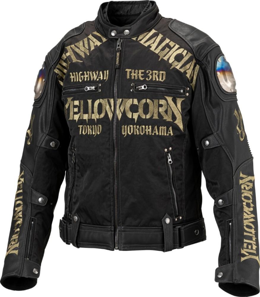 YeLLOW CORN イエローコーン YB-9309 チタニウムウィンタージャケット