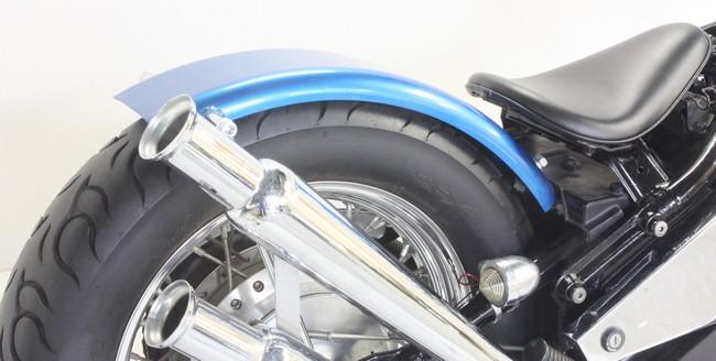 ガレージT&F フラットフェンダーキット バルカン400 バルカン400II バルカンクラシック400