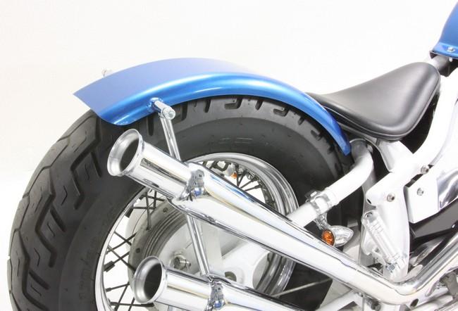 【在庫あり】ガレージT&F リアフェンダー フラットフェンダーキット ドラッグスター400 ドラッグスター400クラシック