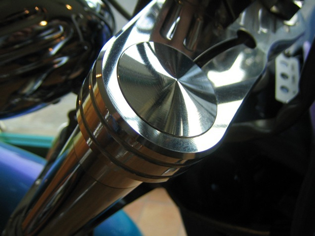 KENTEC ケンテック 車高調整関係 ビレットフォークジョイント(150mm) DRAGSTAR1100 [ドラッグスター] /クラシック