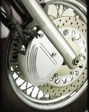KENTEC ケンテック エンジンカバー メッキキャリパーカバー DRAGSTAR400 [ドラッグスター] /クラシック