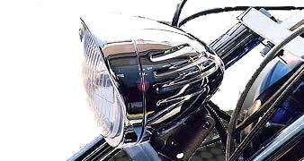 KENTEC ケンテック 5.75インチ スリットヘッドライト