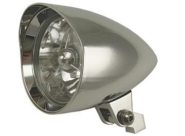 KENTEC ケンテック 4.5インチ ビレットヘッドライト (ラウンドバイザー)