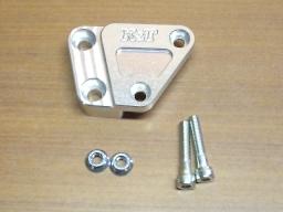 K&T ケイアンドティー 40mmピッチブレンボキャリパー取付けサポート NINJA250R [ニンジャ]