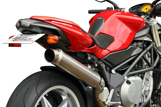 MotoCrazy モトクレイジー フェンダーレスキット BRUTALE1078RR BRUTALE 750S BRUTALE R989 BRUTALE 910 03-09