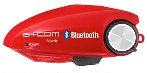 【在庫あり】B+COM ビーコム 通信機器 ヘルメット用Bluetoothオーディオレシーバー B+COM Music