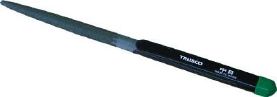 トラスコ中山 工業用品 TRUSCO 組ヤスリ 半丸 荒目 全長170 12本組