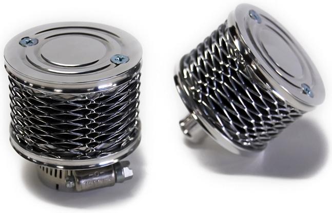 Motor Rock モーターロック ビレットブリーザーフィルター SR500 SR400