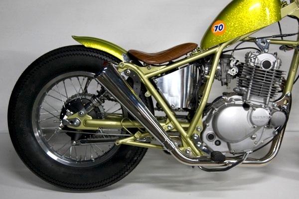 Motor Rock モーターロック フルエキゾーストマフラー オーバルマフラー フルエキ タイプ:アップ グラストラッカー グラストラッカー ビッグボーイ