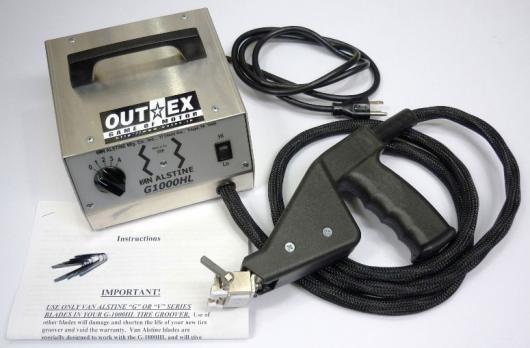 OUTEX アウテックス その他、バイク用特殊工具 タイヤグルーバーVA