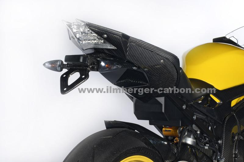 ILMBERGER イルムバーガー アンダーカウル リア アンダートレイ S1000RR