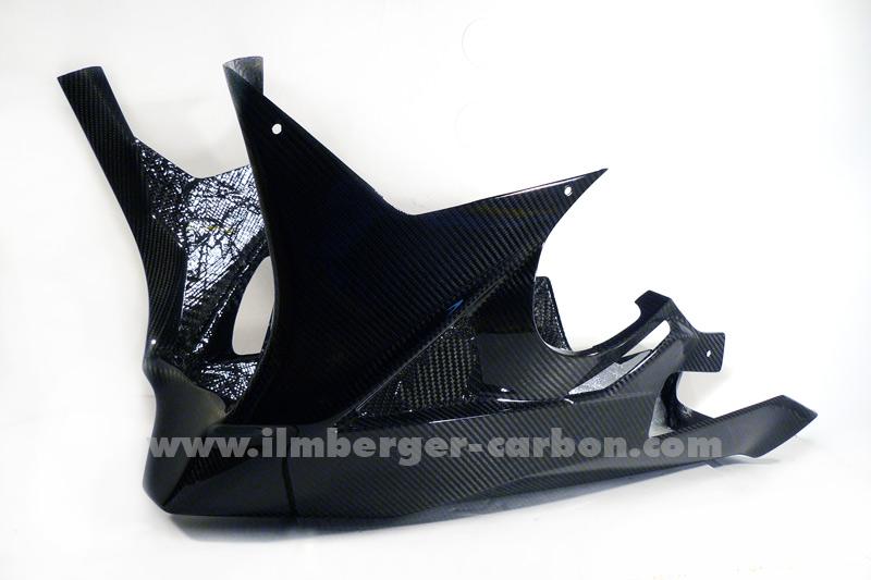 ILMBERGER イルムバーガー レースアンダーカウル Racing エキゾースト用 S1000RR