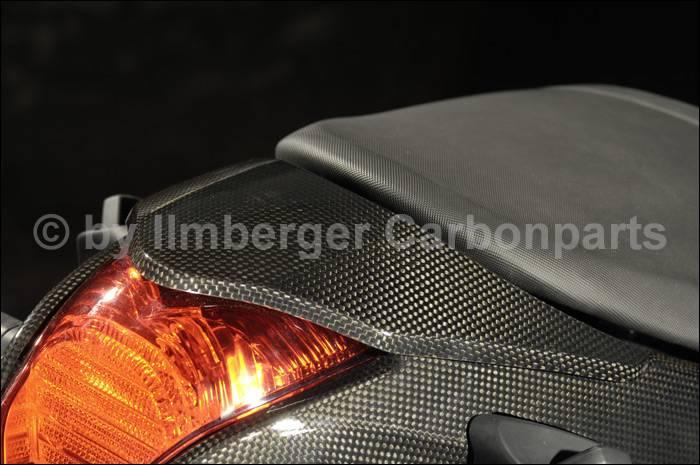 ILMBERGER イルムバーガー その他外装関連パーツ リアライト・カバー(トップカバー) R1200R
