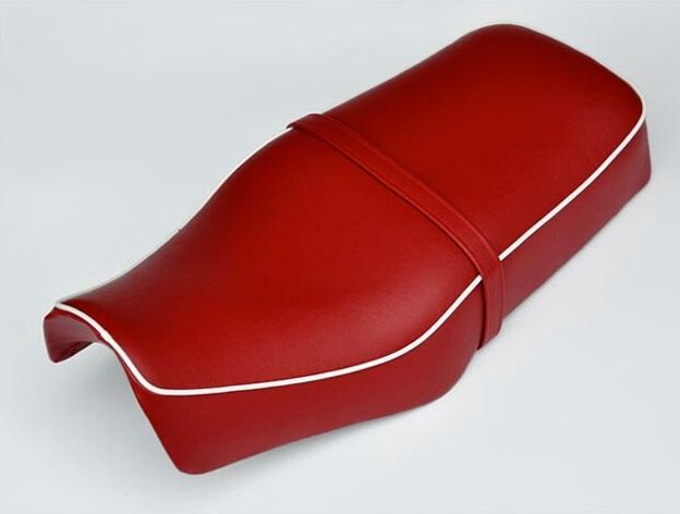 CHIC DESIGN シックデザイン クラシックダブルシート レッド ST250