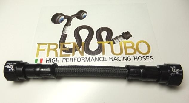 FRENTUBO FRENTUBO フレントゥーボ ブレーキホース AN3 カーボンブレーキ/油圧クラッチホース AN3 ホース全長:1700mm 油圧ラインを使用する全車種, こだわり米 丸松:a0842218 --- sunward.msk.ru