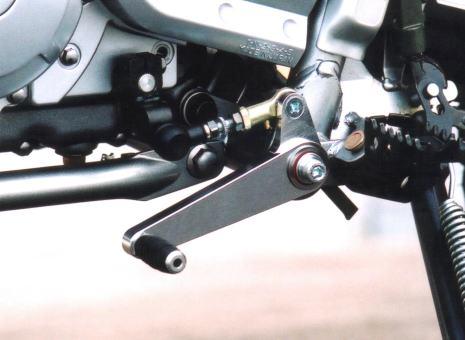 REAL BALANCE リアルバランス ブレーキペダル・シフトペダル ダウンチェンジペダル SEROW250 [セロー] XG250 TRICKER [トリッカー] XT250X