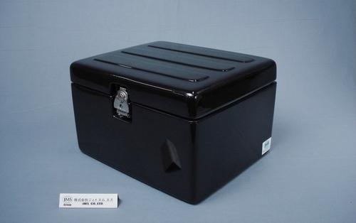 JMS ジェイエムエス トップケース・テールボックス ラゲージS カラーリング:黒