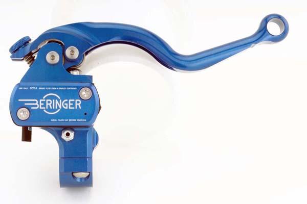 BERINGER ベルリンガー マスターシリンダー フロントブレーキマスター(φ17.5ラジアル) パープル