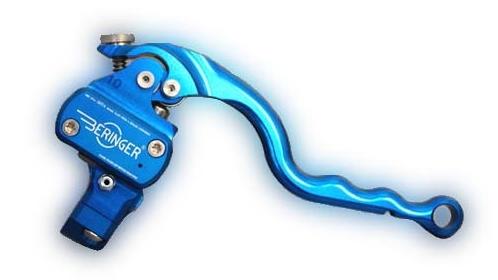 BERINGER ベルリンガー マスターシリンダー ブレーキマスター (Φ17.5 タンク別体式) カラー:ブルー