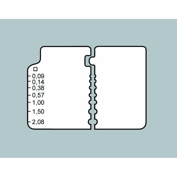 KNIPEX クニペックス 替刃(1212-02用)