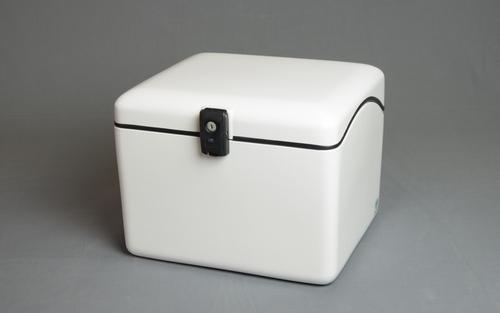JMS ジェイエムエス トップケース・テールボックス NEW ラゲージM カラーリング:白 標準仕様