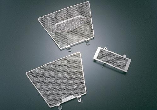 アグラス ラジエターコアガード Bタイプ:AGRASロゴ無し GSX-R1000