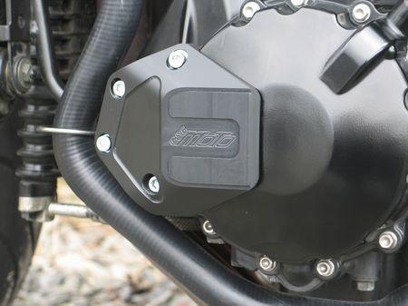 GSG MOTOTECHNIK GSGモトテクニック ガード・スライダー フレームスライダー SPEEDTRIPLE 1050【スピードトリプル】 05-10 TIGER [タイガー] 1050 07-
