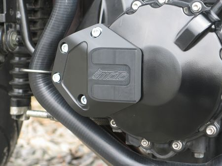 GSG MOTOTECHNIK GSGモトテクニック ガード・スライダー フレームスライダー SPEEDTRIPLE 1050【スピードトリプル】 11