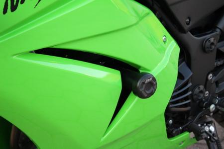 GSG MOTOTECHNIK GSGモトテクニック ガード・スライダー フレームスライダー NINJA250R [ニンジャ]