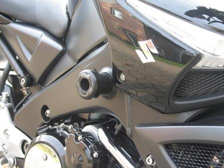 GSG MOTOTECHNIK GSGモトテクニック フレームスライダー GSX1300R HAYABUSA [ハヤブサ] B-KING