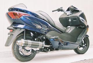 RSヨコタ レーシングショップヨコタ フルエキゾーストマフラー RSYリトルボムブラックカーボン:フォルツァ(MF08)用マフラー FORZA [フォルツァ] Z ABS FORZA[フォルツァ] X FORZA[フォルツァ] Z