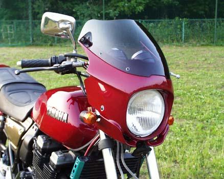 GULL CRAFT ガルクラフト BULLET BIKINI TYPE-S ビキニカウル XJR400