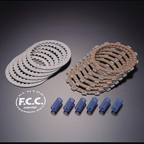 ADVANTAGE アドバンテージ FCC トラクション コントロール クラッチキット W800
