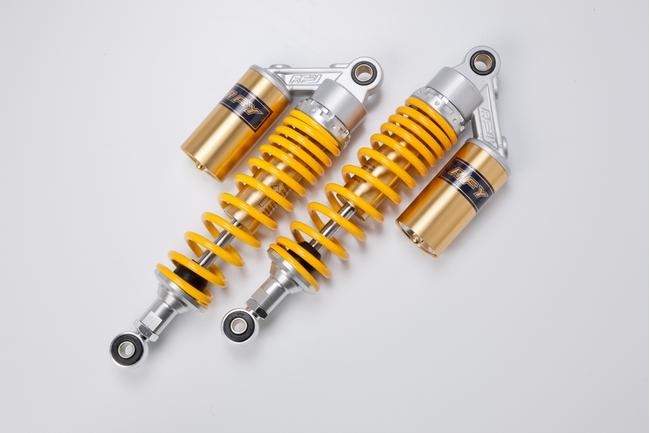 RFY アールエフワイ リアサスペンション リアショック カラー:オーリンズカラー CB400SF VTEC(NC39)
