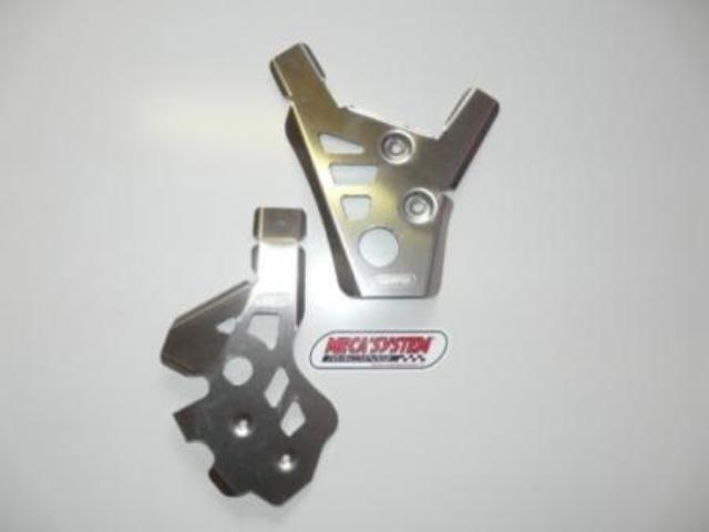 MECASYSTEM メカシステム ガード・スライダー フレームガード YZ250