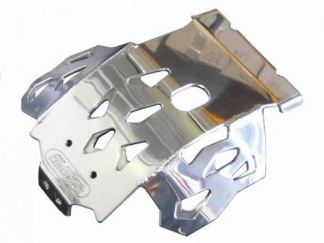 MECASYSTEM メカシステム ガード・スライダー スキッドプレート EN125 08-10 : EN144 08-10
