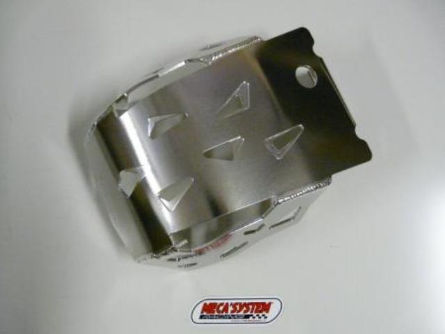 MECASYSTEM メカシステム ガード・スライダー スキッドプレート RMZ250 4T 10-11