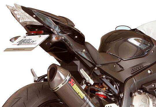 MotoCrazy モトクレイジー フェンダーレスキット S1000 HP4 -15 S1000 R S1000 RR -15