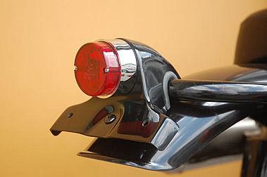 OSCAR オスカー テールランプセット・丸形 250TR