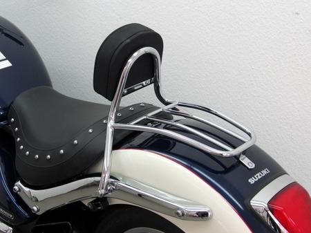 Fehling フェーリング バックレスト・グラブバー ドライバー シーシーバー ラゲッジキャリア付 C1800 R