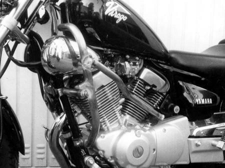 Fehling フェーリング ガード・スライダー プロテクションガード ペア  VIRAGO 125 [ビラーゴ] VIRAGO 250 [ビラーゴ]