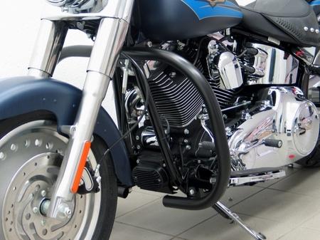 Fehling フェーリング プロテクションガード ブラック Softail FLST