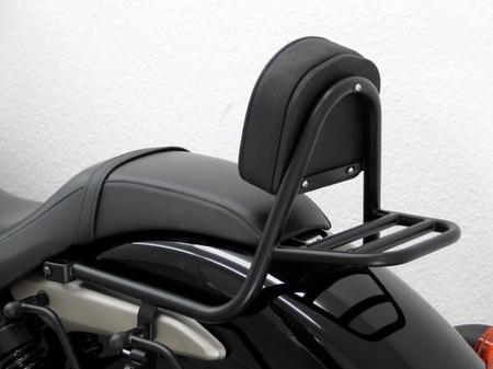 Fehling フェーリング シーシーバー ラゲッジキャリア付 ブラック VT750 C7