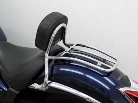 Fehling フェーリング バックレスト・グラブバー ドライバー シーシーバー ラゲッジキャリア付  XVS950 A