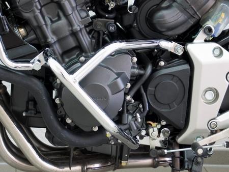 Fehling フェーリング ガード・スライダー エンジンガード ブラック CBF600