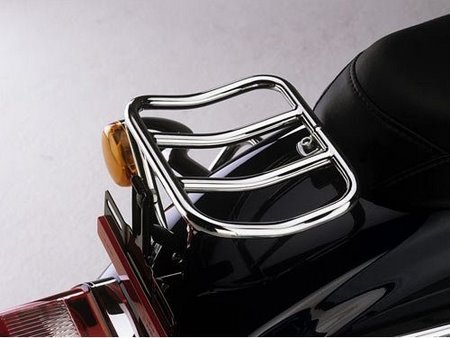 Fehling フェーリング リアラック ブラック Sportster Evo