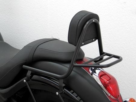 Fehling フェーリング シーシーバー ラゲッジキャリア付 ブラック VULCAN900 Custom [カスタム]